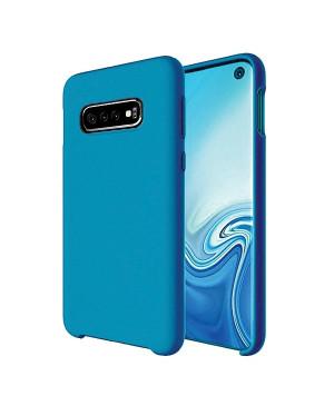 Silikónové puzdro na Samsung Galaxy S21 5G Beline modré
