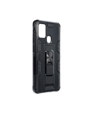 Odolné puzdro na Samsung Galaxy A12 Forcell Defender čierne