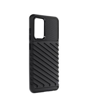 Odolné puzdro na Samsung Galaxy A52/A52 5G/A52s 5G Forcell Thunder čierne