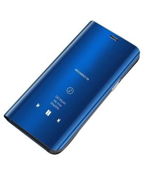 Clear View Case cover pre Xiaomi Redmi Note 7 Modrý
