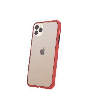Silikónové puzdro pre Apple iPhone 11 Pro Max červené