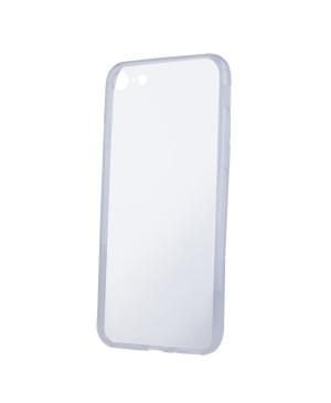 Silikónové puzdro na Apple iPhone 12/12 Pro Slim 1 mm transparentné
