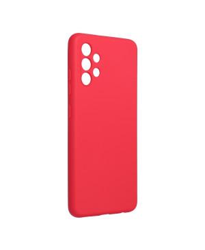 Silikónové puzdro na Samsung Galaxy A32 Forcell Soft červené