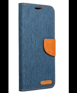 Diárové puzdro na Samsung Galaxy A32 5G Canvas modré