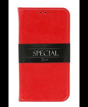 Diárové puzdro na Apple iPhone 7/8/ SE 2020 Special Book červené