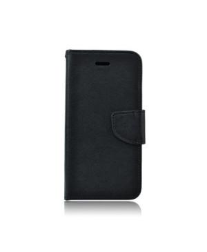 Diárové puzdro Fancy Kabura pre Samsung Galaxy S9 Plus čierne