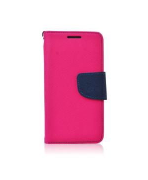Diárové puzdro Kabura Fancy preApple iPhone 7/8 ružovo modré