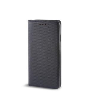 Diárové puzdro na iPhone 7 Plus Smart Magnet čierne