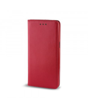 Diárové puzdro Smart Magnet pre Huawei Y5 2018 červené