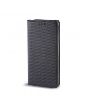 Diárové puzdro Smart Magnet pre Motorola Moto G6 čierne