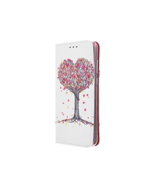 Diárové puzdro Smart Trendy Tree Of Love pre Apple iPhone XS Max viacfarebné