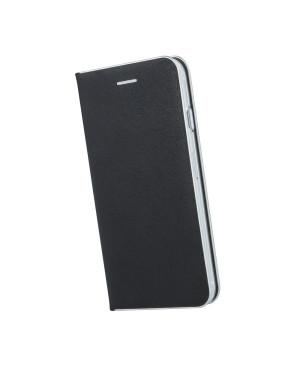 Diárové puzdro Smart Venus pre Samsung Galaxy A6 Plus 2018 čierne