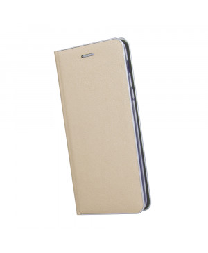 Diárové puzdro Smart Venus pre Samsung Galaxy A6 Plus 2018 zlaté