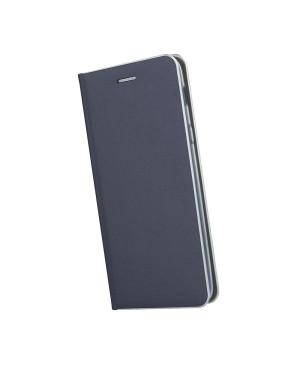Diárové puzdro Smart Venus pre Samsung Galaxy S10e tmavomodré