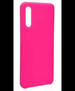 Silikónové puzdro na Samsung Galaxy A21s A217 Forcell Silicone ružové