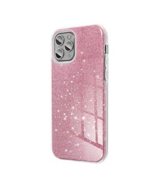 Silikónové puzdro na Samsung Galaxy A51 Forcell SHINING ružové