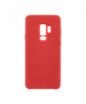 EF-CG965FRE Samsung Hyperknit Cover Red pro G965 Galaxy S9 Plus (EU Blister)