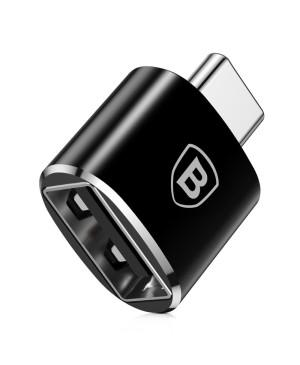 Adaptér z USB na USB typ-C OTG Baseus čierny