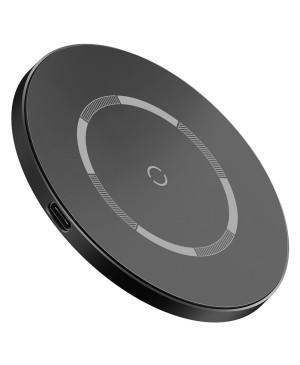 Bezdrôtová nabíjačka Baseus WXJK-E01 15 W + kábel USB typ-C čierna