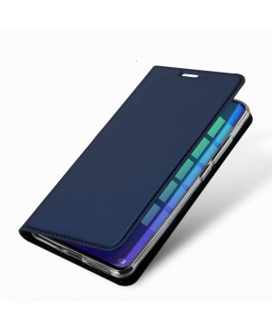 Diárové puzdro na Huawei P30 Pro Dux Ducis Skin modré
