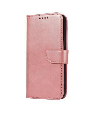 Diárové puzdro na Xiaomi Poco X3 NFC/X3 Pro Magnet Elegant ružové