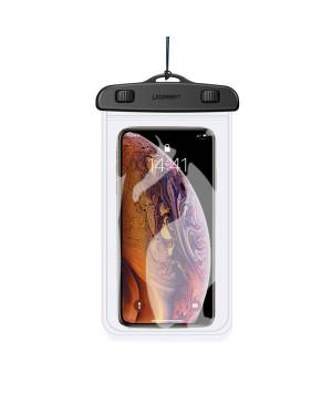 Vodoodolné puzdro na mobil Ugreen IPX8 čierne