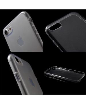 Silikonové puzdro Ultra Slim 0,3mm TPU pre Apple iPhone X/XS transparentné