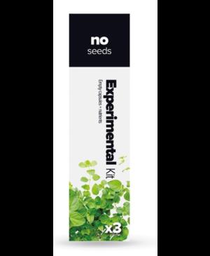 Plantui Experimental Kit, 3 kapsule se živinami, bez semienek