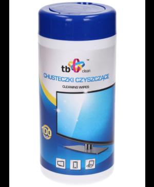 Čistiace utierky TB Clean v tube 100 ks