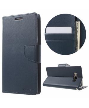 Diárové puzdro na Samsung Galaxy Note 20 N980 Mercury Bravo modré