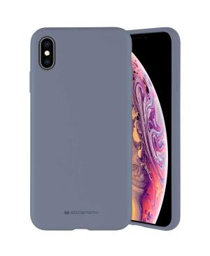 Silikónové puzdro na Apple iPhone 7/8/SE 2020 Mercury Silicone fialové