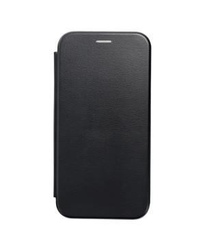 Diárové puzdro na Xiaomi Mi 11 Lite/Lite 5G Forcell Elegance čierne