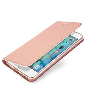 Diárové puzdro na Xiaomi Redmi Note 9 Dux Ducis Skin Pro ružové