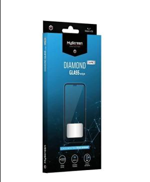 Tvrdené sklo na Samsung Galaxy A22 5G My Screen Diamond Lite Edge čierne