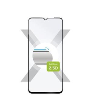 Tvrdené sklo na Motorola Moto G8 Power Lite FIXED čierne