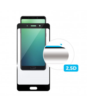 Tvrdené sklo na Honor 20/Huawei Nova 5T Fixed Full Cover čierne