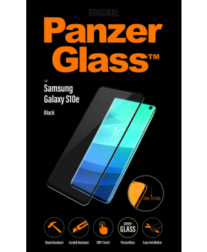 PanzerGlass Friendly pre Samsung Galaxy S10e čierne
