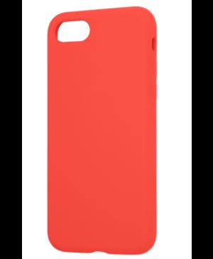 Tactical Velvet Smoothie Kryt pre Apple iPhone SE2020/8/7 červený