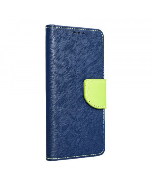 Diárové puzdro na Motorola Moto G10/G30 Fancy modro-zelené