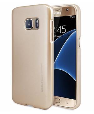 Silikónové puzdro na Samsung Galaxy A20e A202 Mercury i-Jelly zlaté