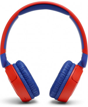 Slúchadlá JBL JR310BT červená/modrá