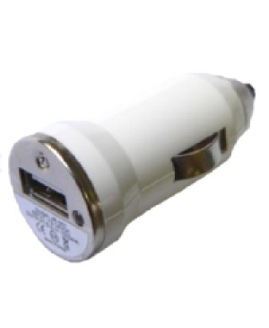 Universal USB Autodobíječ White OEM (Bulk)
