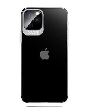 USAMS Classic Zadní Kryt pro iPhone 11 Pro Max Silver