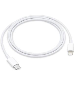 MX0K2ZM/A iPhone Lightning/Type-C Datový Kabel White (Bulk)