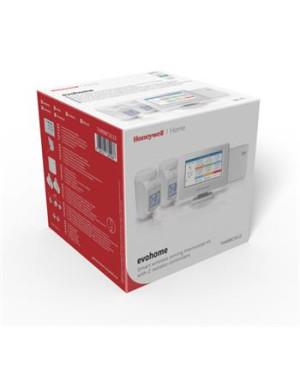Honeywell Evohome štartovací set 2 kotol CZ THR99C3112, Evohome Touch WiFi + 2x termohlavica HR92 + BDR91