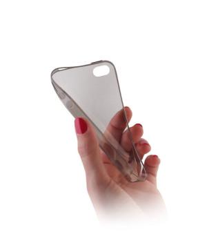 Silikónové puzdro myPhone Fun 5 transparentné