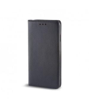 Diárové puzdro Smart Magnet pre Apple iPhone 5/5s/SE čierne