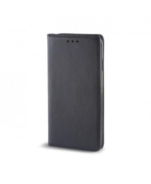 Diárové puzdro Smart Magnet pre Huawei Honor 8 čierne