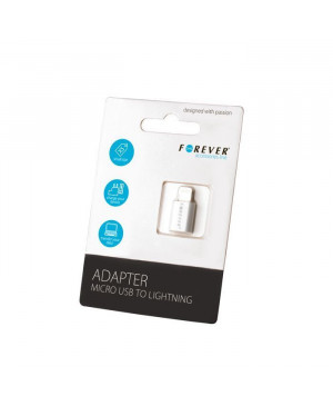 Adaptér z micro USB na lightning Apple iPhone 5/6