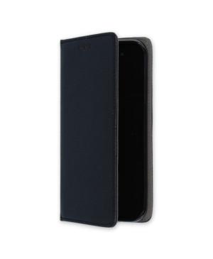 Diárové puzdro Smart Magnet pre Samsung Galaxy S6 Egde čierne